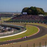 コロナに負けるな。改めて日本グランプリの写真をレタッチし直した