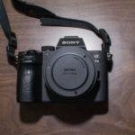 SONY meets Canon。SIGMA MC-11でα7ⅢにEFマウントをつける